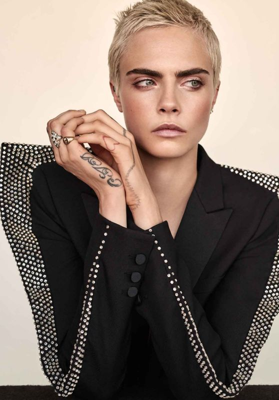Cara Delevingne - The Edit September 2017