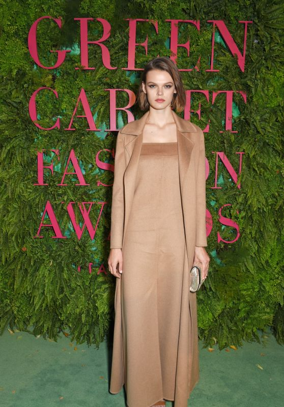 Cara Taylor – Green Carpet Fashion Awards, Italia 2017