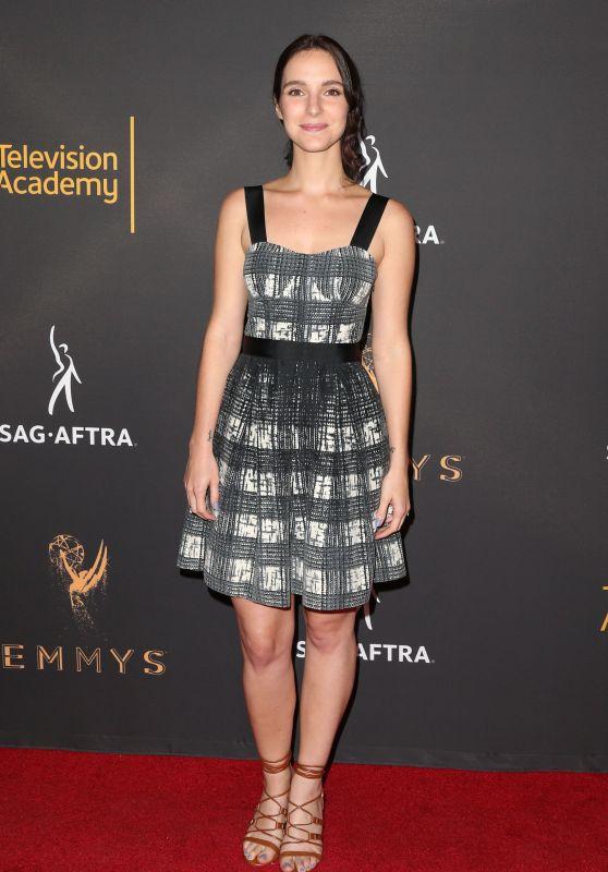 Carla Baratta – Dynamic & Diverse Emmy Reception in Los Angeles 09/12/2017