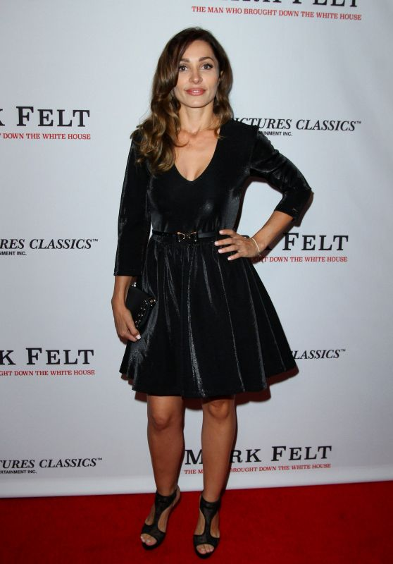 "Carlotta Montanari – ""Mark Felt"" Premiere in Los Angeles"