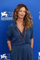 "Carlotta Natoli – ""Diva!"" Photocall at the Venice Festival 09/02/2017"