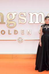 "Carly Steel – ""Kingsman: The Golden Circle"" Premiere in London, UK 09/18/2017"