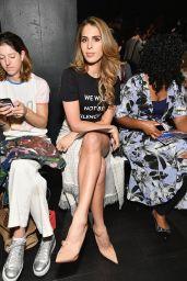 Carmen Carrera at Tadashi Shoji Fashion Show – NYFW in NYC 09/07/2017