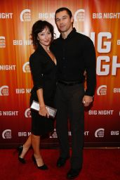 "Carmen Cusack – ""Big Night"" Center Theatre Group's Kirk Douglas Theatre Opening in LA 09/16/2017"