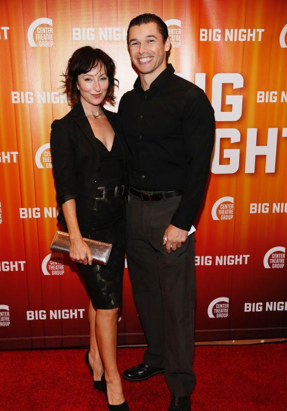 "Carmen Cusack – ""Big Night"" Center Theatre Group's Kirk Douglas Theatre Opening in LA 09/16/2017"