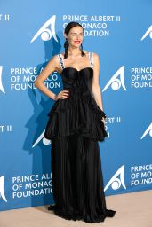 Carolina Parsons – Monte Carlo Gala for the Global Ocean, Monaco 09/28/2017