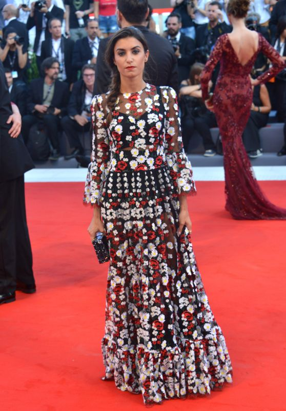 "Carolina Sansoni – ""Downsizing"" Premiere and Opening Ceremony, 2017 Venice Film Festival"