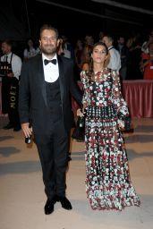 Carolina Sansoni – Opening Ceremony Dinner, 74th Venice Film Festival 08/30/2017
