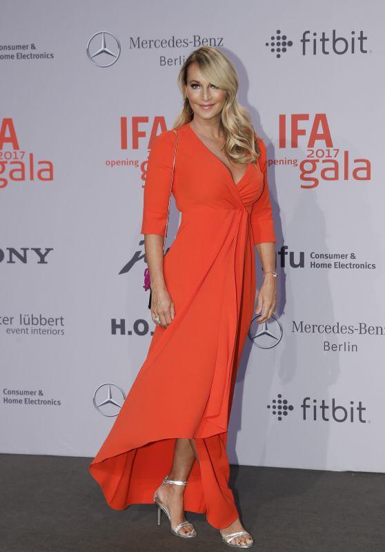 Caroline Beil – IFA 2017 Opening Gala in Berlin 08/31/2017