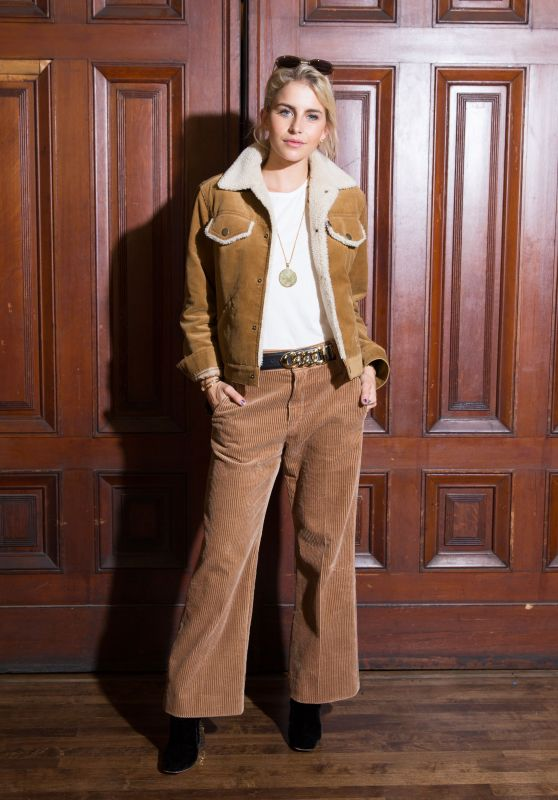 Caroline Daur – Marc Jacobs Fashion Show in New York 09/13/2017