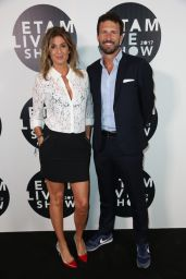 Caroline Ithurbide – Etam Fashion Show in Paris 09/26/2017