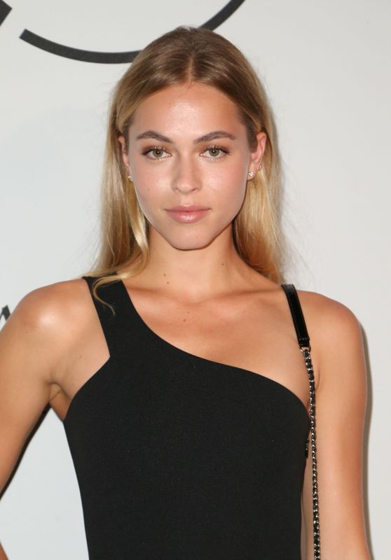Caroline Kelley – UNITAS Gala Against Human Trafficking at NYFW in New York 09/12/2017