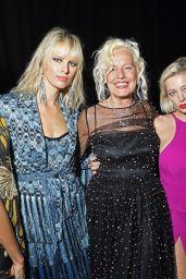 Caroline Vreeland – amfAR Gala Milano Red Carpet in Milan, Italy 09/21/2017