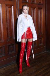 Caroline Vreeland – Marc Jacobs Fashion Show in New York 09/13/2017