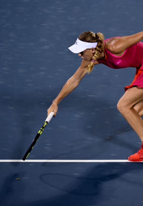 Caroline Wozniacki – WTA Wuhan Open in Wuhan 09/26/2017