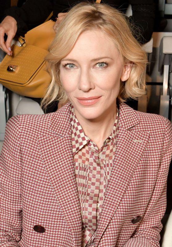 Cate Blanchett – Giorgio Armani Show in Milan, Italy 09/22/2017