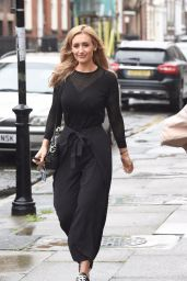Catherine Tyldelsey - Out in Liverpool 09/21/2017