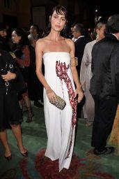 Catrinel Marlon – Green Carpet Fashion Awards, Italia 2017