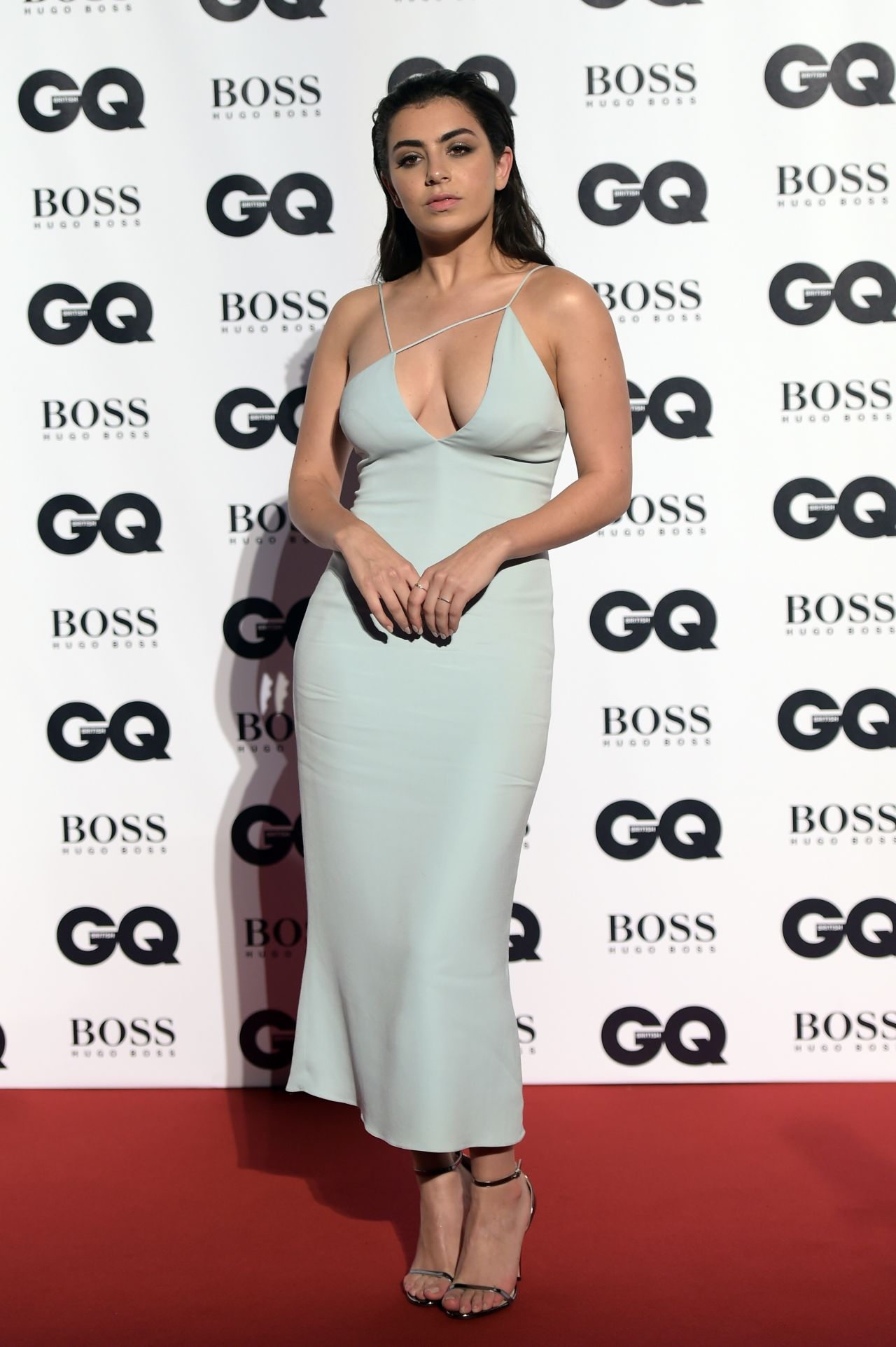 Charli XCX - GQ Men of the Year Awards in London 09/05/2017