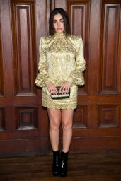 Charli XCX - Marc Jacobs Fashion Show in New York 09/13/2017