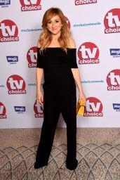 Charlotte Bellamy – 2017 TV Choice Awards in London