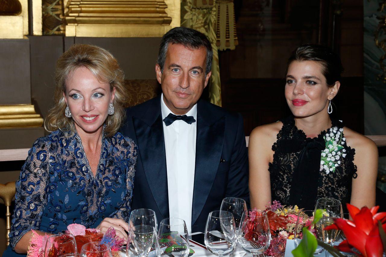 Charlotte Casiraghi – Opera National de Paris Opening Season Gala 09/21/2017