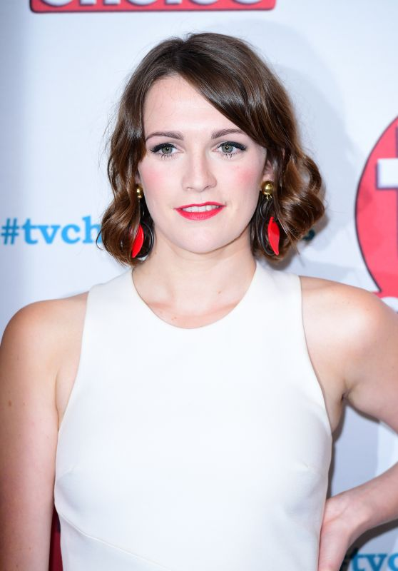 Charlotte Ritchie – TV Choice Awards 2017 in London