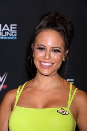 "Charly Caruso – WWE Presents ""Mae Young Classic Finale"" in Las Vegas 09/12/2017"