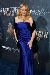 """Chase Masterson - """"Star Trek: Discovery"""" TV Show Premiere in Los Angeles 09/19/2017"""