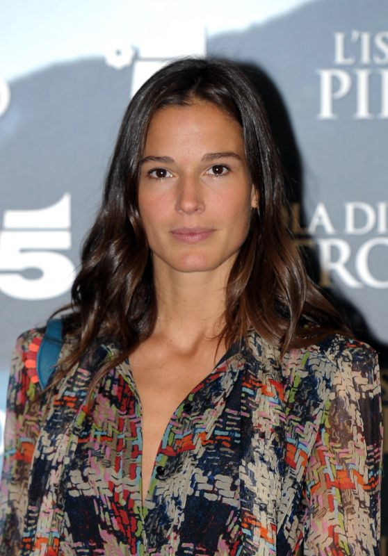 Chiara Baschetti – 'L'Isola di Pietro' Movie Photocall in Milan, Italy 09/21/2017