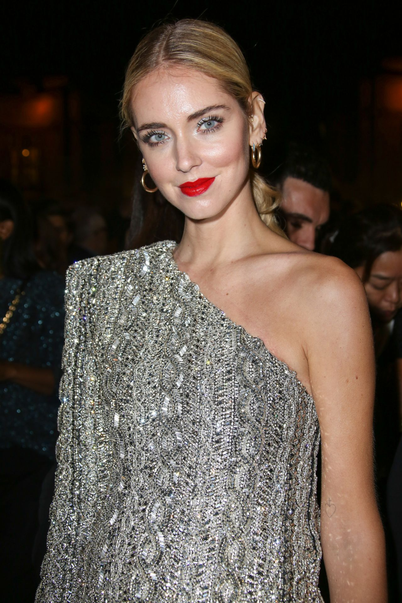 Chiara Ferragni – Saint Laurent Fashion Show in Paris 09 ...