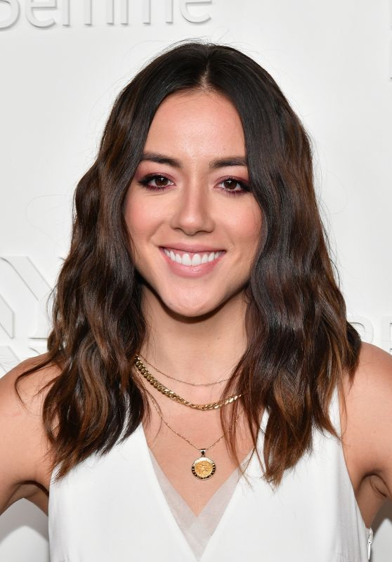 Chloe Bennet - NYFW Kickoff Party in New York City 09/06/2017