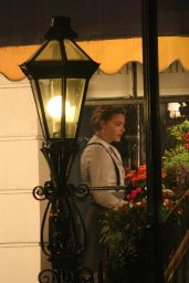 "Chloe Grace Moretz - Filming ""The Widow"" at The Dawson Hotel in Dublin 09/24/2017"