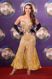 "Chloe Hewitt – ""Strictly Come Dancing"" Launch in London 08/28/2017"