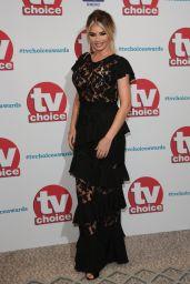 Chloe Sims – TV Choice Awards 2017 in London