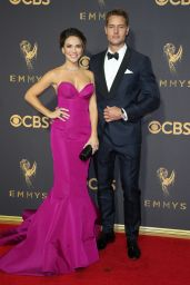 Chrishell Stause – Emmy Awards in Los Angeles 09/17/2017