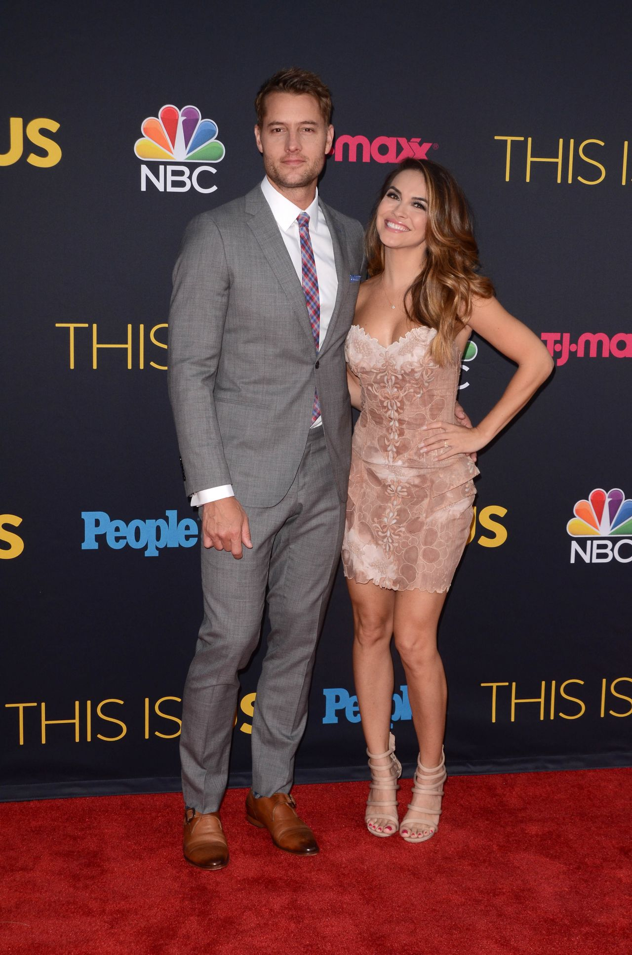 """Chrishell Stause – """"This Is Us"""" TV Series Premiere in Los Angeles"""