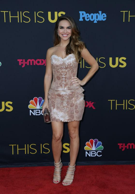 "Chrishell Stause – ""This Is Us"" TV Series Premiere in Los Angeles"