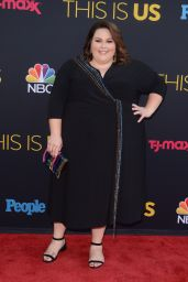 "Chrissy Metz – ""This Is Us"" TV Series Premiere in Los Angeles"
