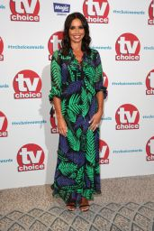 Christine Lampard – TV Choice Awards 2017 in London