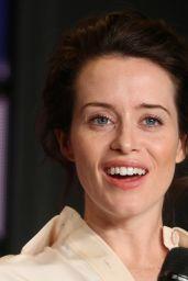 "Claire Foy - ""Breathe"" Press Conference, TIFF in Toronto 09/12/2017"