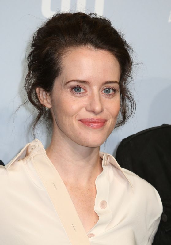 "Claire Foy - ""Breathe"" Press Conference, TIFF in Toronto 09/12/2017"
