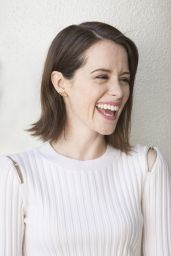 Claire Foy Photoshoot - Hollywood 09/15/2017