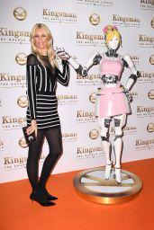 "Claudia Schiffer – ""Kingsman: The Golden Circle"" Premiere in London, UK 09/18/2017"