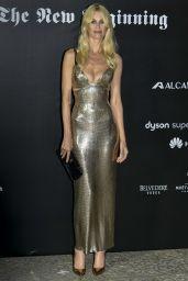 Claudia Schiffer – Vogue Italia Party in Milan 09/22/2017