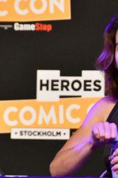Cobie Smulders – Social Media Pics, September 2017