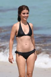 Constance Zimmer and Shiri Appleby Show Off Their Bikini Bodies - Miami Beach 09/20/2017