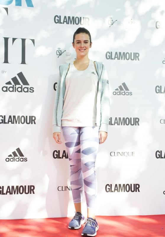 Cristina Abad – Glamour Sport Summit in Madrid 09/23/2017