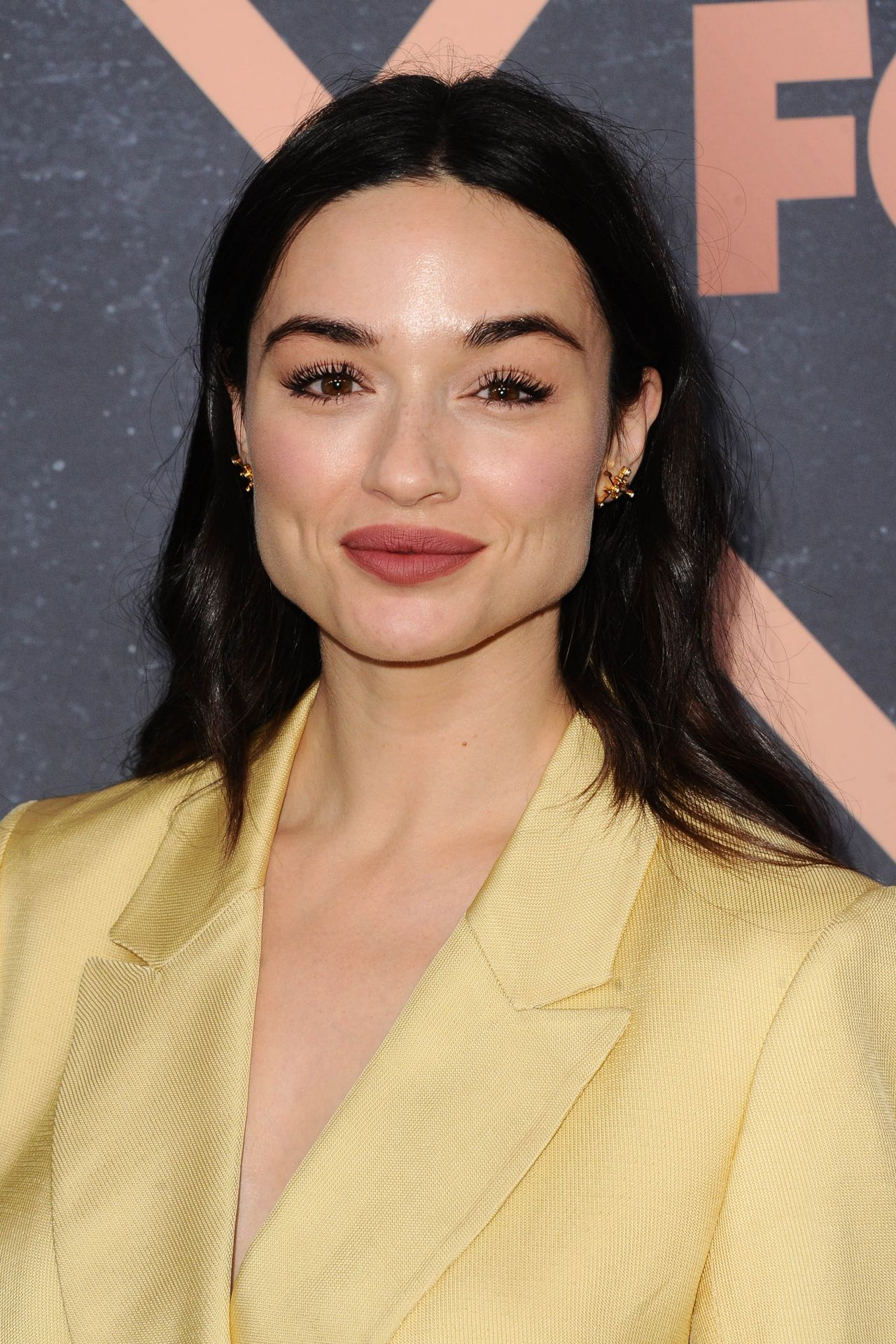 Crystal Reed Fox Fall 2017 Party In La