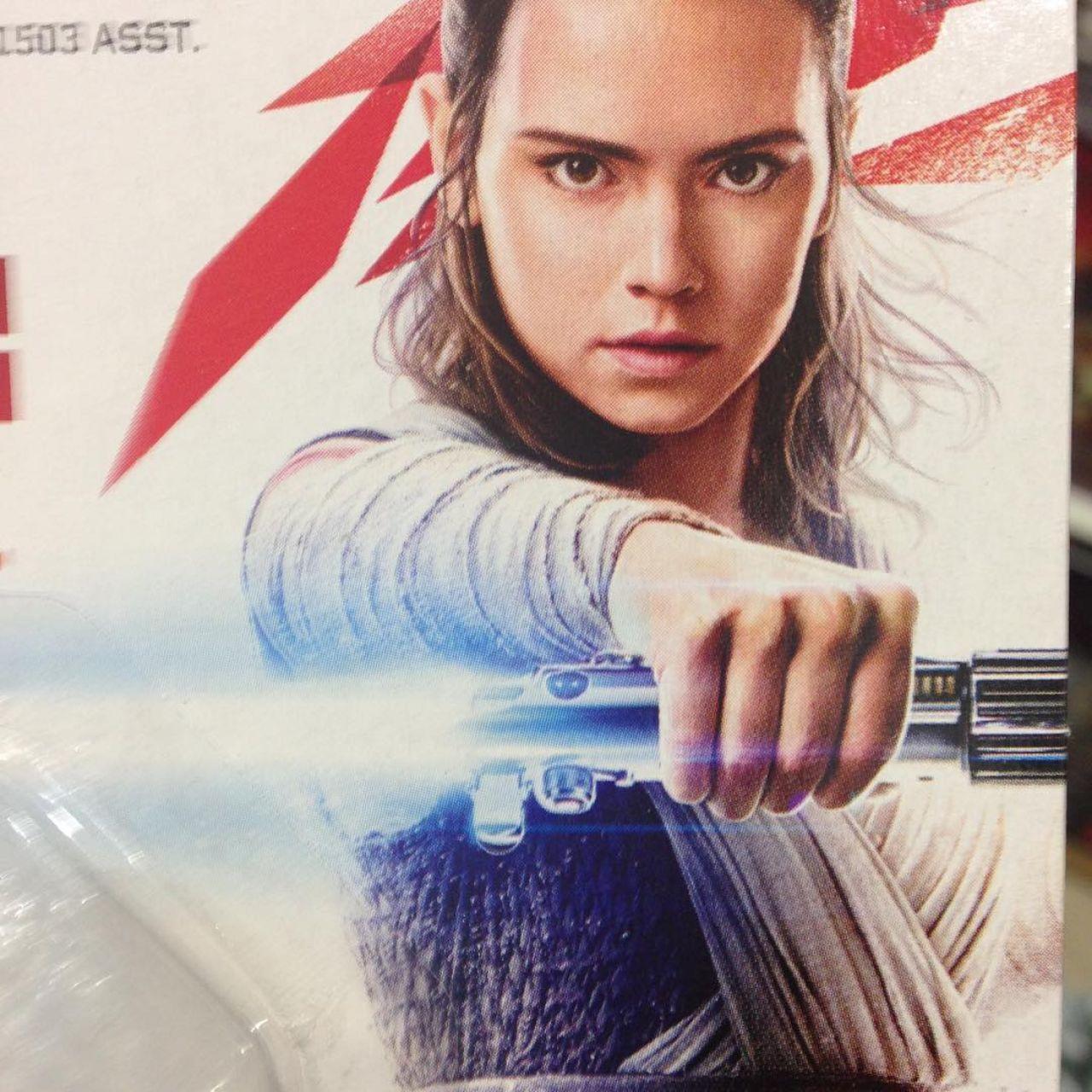 Daisy Ridley Star Wars Episode Viii The Last Jedi 2017